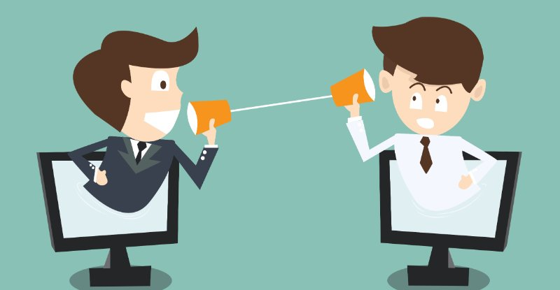 The importance of two-way communication